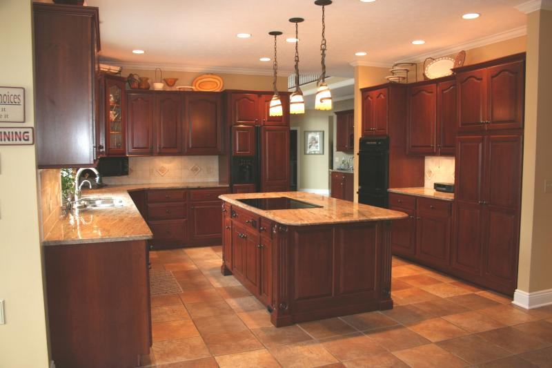 A top quality kitchen and bathroom remodeling contractor in Lake and Geauga Coun