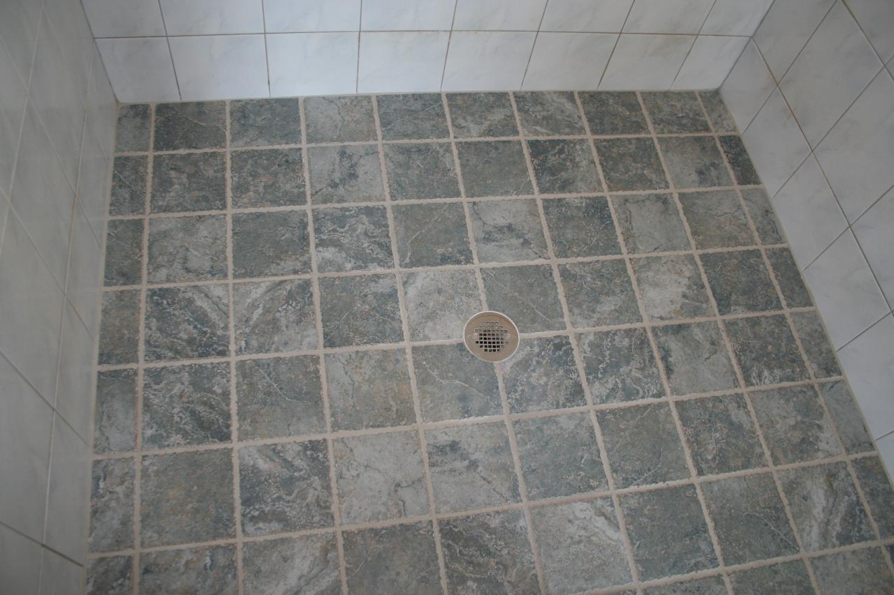 Shower Floor Tiles Which Why And How: Floor And Wall Tile Designs