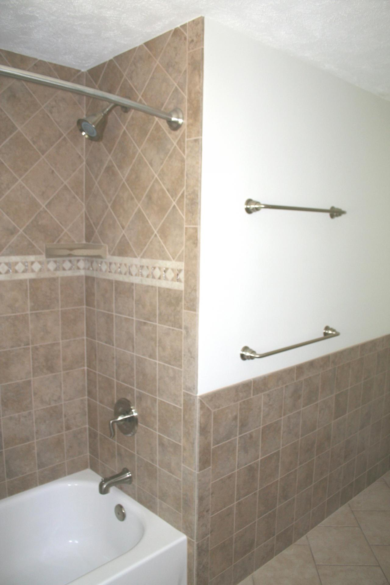 Small Shower Makeover