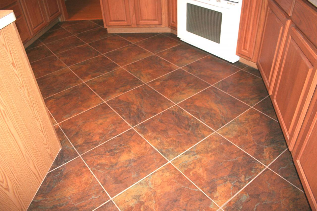 Diagonal floor tiles image collections tile flooring design ideas nest homes construction floor and wall tile designs diagonal ceramic 18x18 rust color tile flooring doublecrazyfo doublecrazyfo Image collections